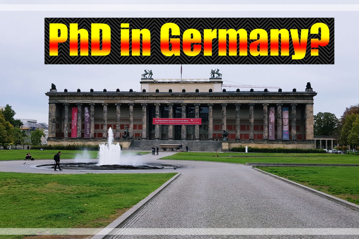 How to apply for a Ph.D. in Germany?