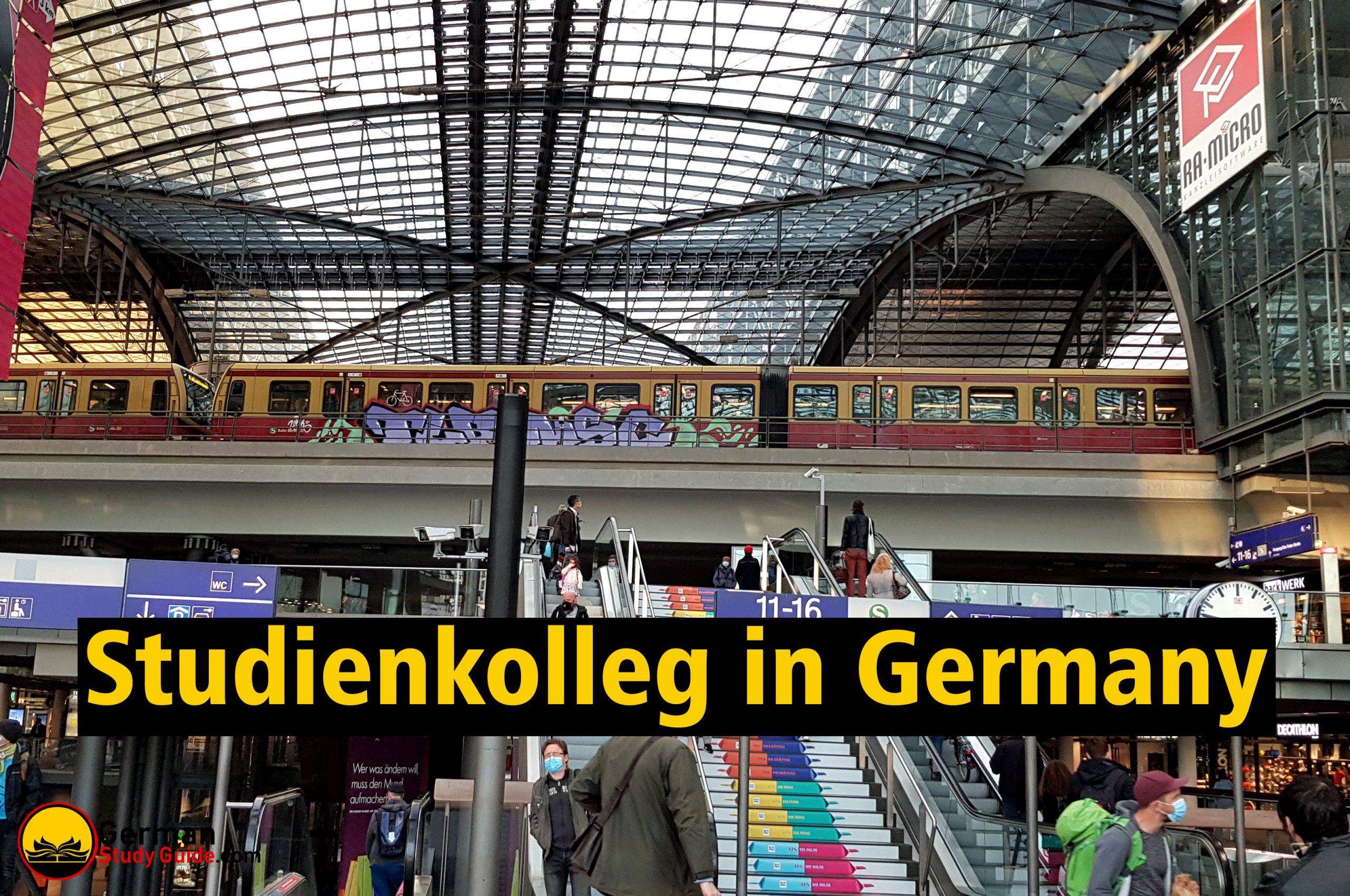 Free Studienkolleg in Germany