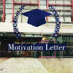 Motivation Letter for admission to a German university