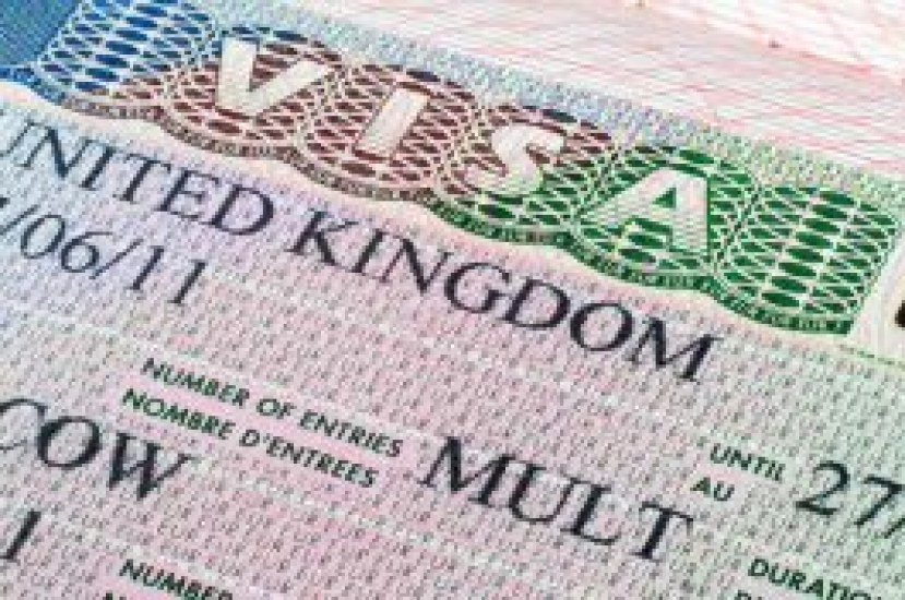How to apply UK visit visa from Germany?