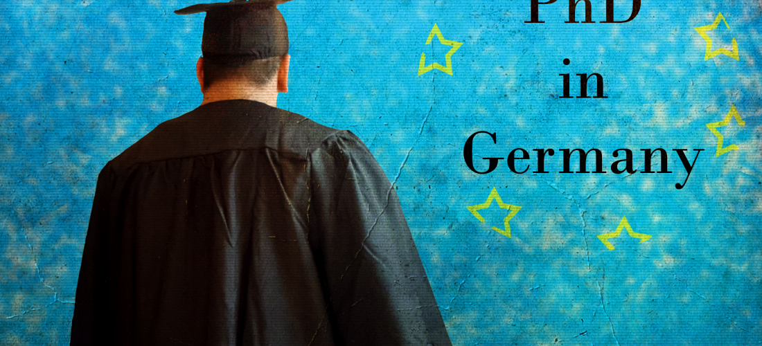 How to get a PhD in Germany?